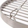 Kép 1/2 - Rozsdamentes grillrács 60cm függeszthető