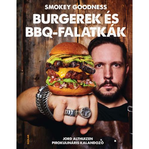 Jord Althuizen - Burgerek és BBQ-falatkák