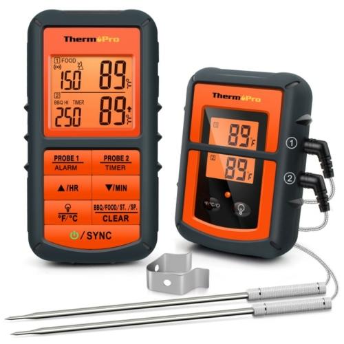 ThermoPro TP08S Digitális 2 tűs maghőmérő