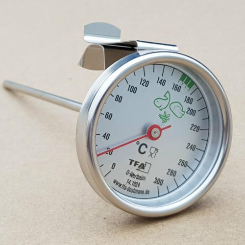 Analóg grill hőmérő TFA 14.1024