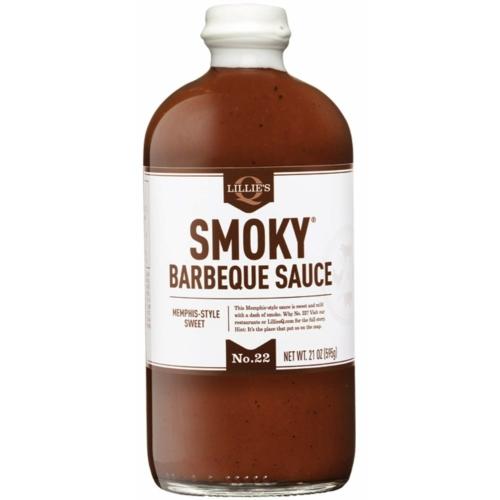 Lillie's Smoky Barbeque szósz 595g