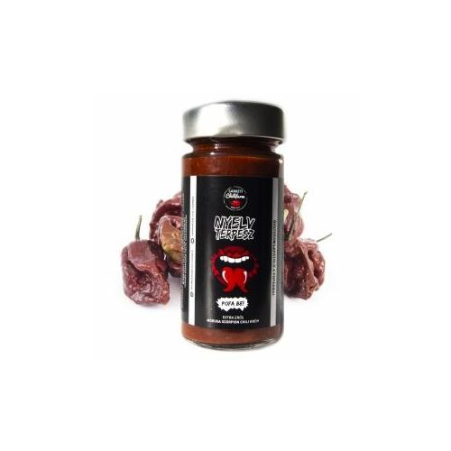 NYELVTERPESZ LIMITED EDITION   Moruga Scorpion chocolate chili krém 100G
